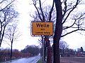 Oortsschild Will, Landkreis Horborg 4.jpg