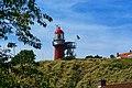 Oost-Vlieland - Dorpsstraat - View NW on Lighthouse.jpg