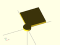Openscad minkowski example 1a.png