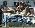 Opere di misericordia 03, santi buglioni, Visitare gli infermi, dett 04.jpg
