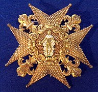 Order of Saint Louis grand cross star (France 1820-1830) - Tallinn Museum of Orders.jpg