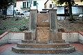 Oreste andreini, monumento ai caduti nel parco della rimebranza di rignano sull'arno 13.jpg
