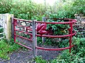 Ornate kissing gate - geograph.org.uk - 1054480.jpg