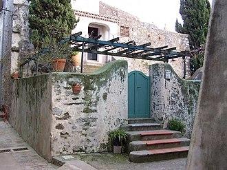 San Giovanni a Piro - Image: Ortega casa