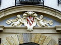 Ortenburg Schloss - Fassade 2 Wappen.jpg