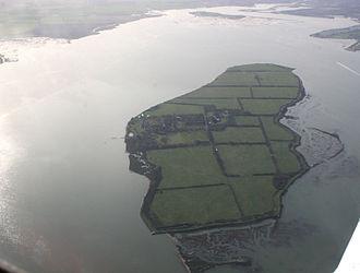 Osea Island - Image: Osea island 080307