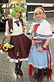 Otakuthon 2014- Yuuka Kazami and Alice Margatroid (14853211059).jpg