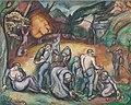 Othon Friesz, 1907-08, Le Travail à l'Automne, oil on canvas, 200.5 x 250 cm, National Museum of Art, Architecture and Design, Oslo.jpg