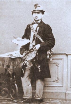 Otto Kuntze - Carl Ernst Otto Kuntze 1843 - 1907