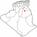 Ouargla location.png