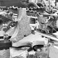 Overzicht gedemonteerde pinakels, details - Haarlem - 20098888 - RCE.jpg