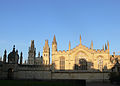 Oxford - All Souls College - facade from Radcliffe square.jpg
