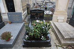Tomb of Parizy