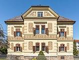 Pörtschach Augustenstraße 6 Villa Romanini Süd-Ansicht 19042015 2261.jpg