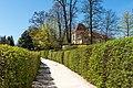Pörtschach Johannaweg Promenade und Villa Johanna 15042020 8736.jpg