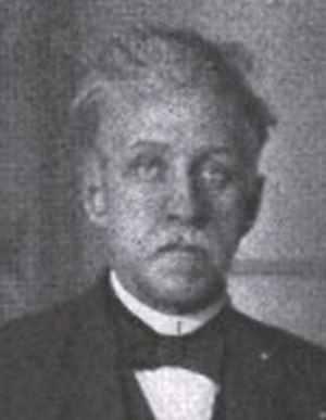 Pēteris Stučka - Pēteris Stučka at Brest-Litovsk Conference in 1918