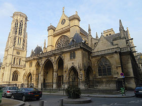 Image illustrative de l'article Église Saint-Germain-l'Auxerrois de Paris