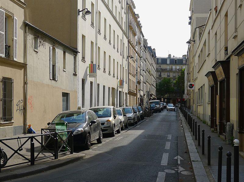 Fichier:P1120988 Paris XI rue du Dahomey rwk.JPG
