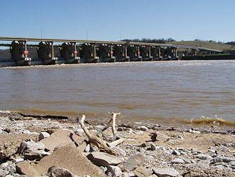 Markland Locks and Dam - Markland Locks and Dam