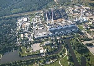 Polska Grupa Energetyczna - Dolna Odra Power Station