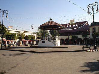 Plaza Garibaldi - Plaza Garibaldi