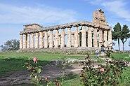 Paestum Cerestempel