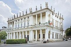 Palacio Chiericati, Vicenza (1550-1557)