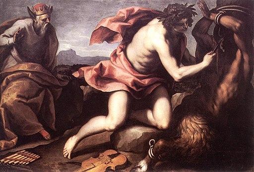 Palma il Giovane - Apollo and Marsyas - Herzog Anton Ulrich - Museum Braunschweig
