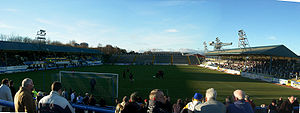 Cappielow - Image: Panorama Cappielow