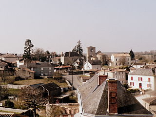Glénay Commune in Nouvelle-Aquitaine, France