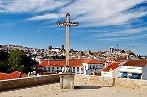 Portalegre, Portugal - Image: Panoramica (Portalegre)