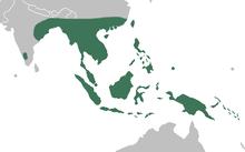Paphiopedilum distribution map.png