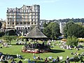 Parade Gardens, Sunday afternoon - geograph.org.uk - 539724.jpg