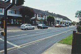 Parade of shops, Ashley - geograph.org.uk - 99418.jpg