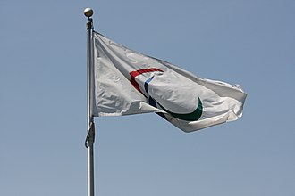Paralympic Games - The Paralympic flag