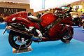 Paris - Salon de la moto 2011 - Suzuki - Hayabusa - 004.jpg