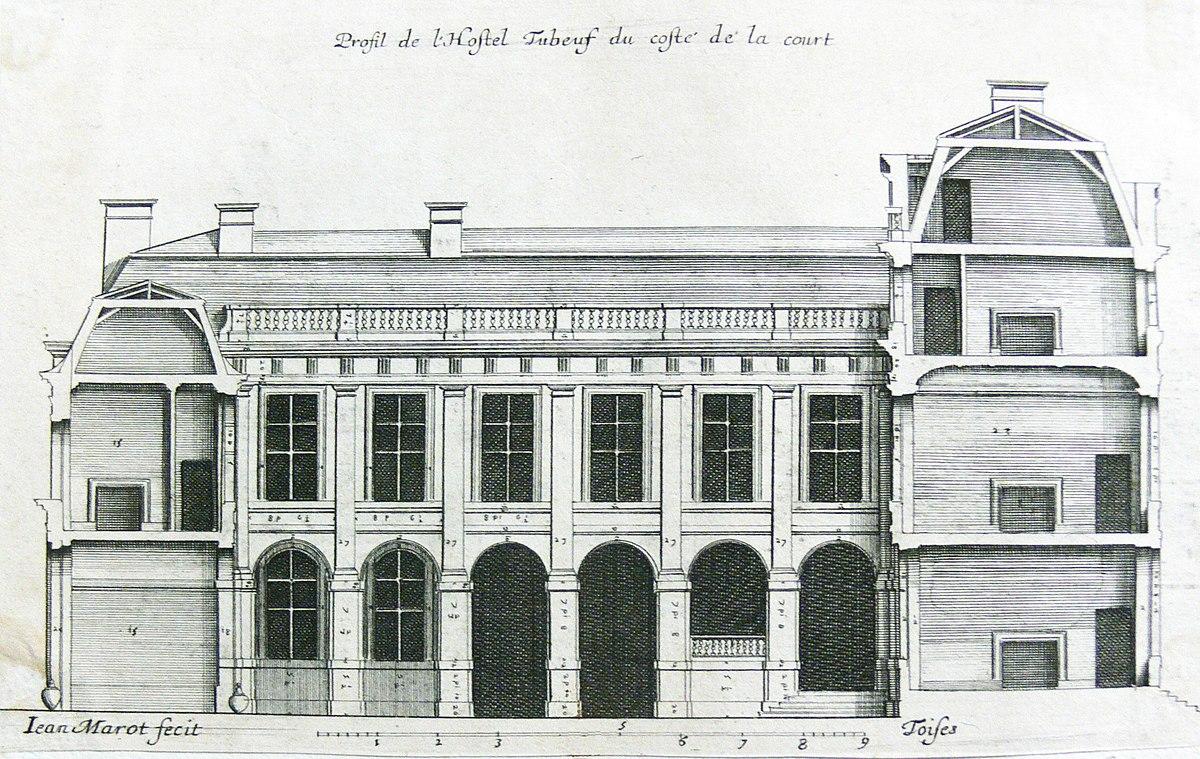 Jean marot architecte wikip dia for Baroque hotel