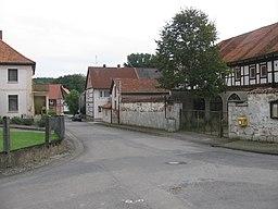 Parkstraße in Kalefeld