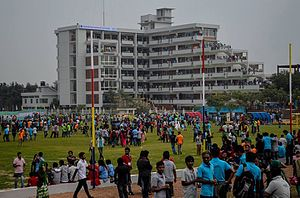 Daffodil International University - Ashulia Campus, Savar