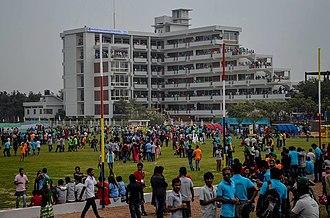 Daffodil International University - Ashulia Campus, Savar