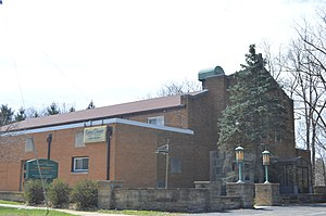 Vincentian Sisters of Charity - Part of the Villa San Bernardo complex at Bedford, Ohio