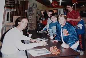 Pat Sheridan - Image: Pat Sheridan 2 1988
