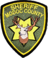 Patch of the Modoc County Sheriff's Office.png