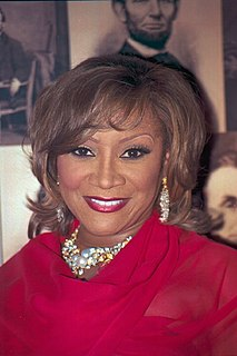 Patti LaBelle American singer-songwriter and actress