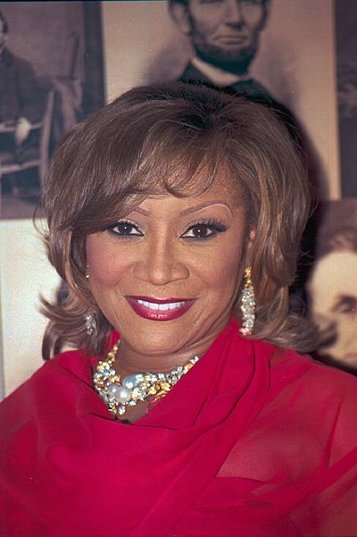 Picture of a band or musician: Patti Labelle