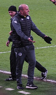 Paul Cook (footballer) English football manager; former player
