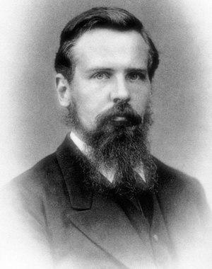 Paul Langerhans - Paul Langerhans in 1878