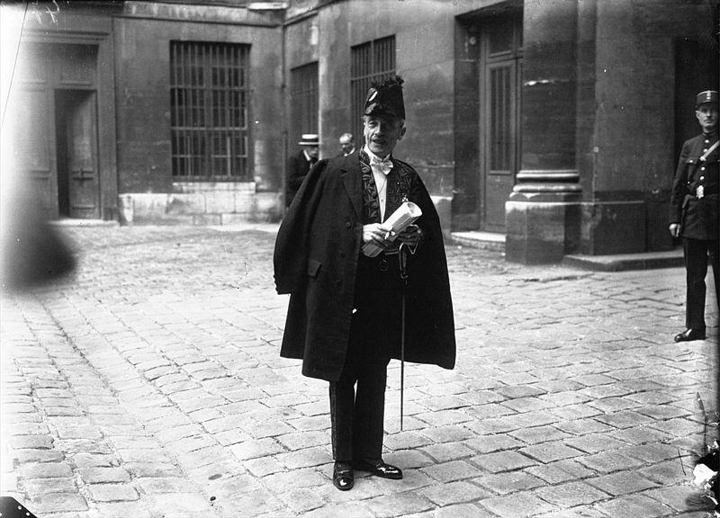 Dossier: Paul Valéry académicien 1927.jpg