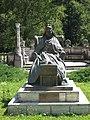 Peles Castle statue 3.jpg