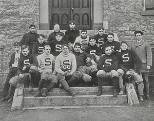 1900 Penn State Nittany Lions football team - Image: Penn State Football 1900